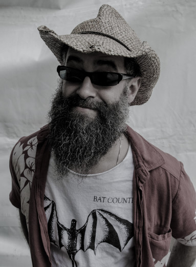 Joshua Baumgarten a.k.a Mr Weird Beard